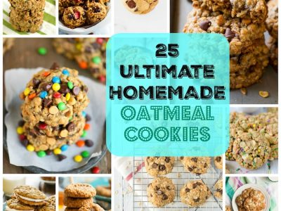 25 Ultimate Oatmeal Cookies To Eat Out Of The Oven. | Ideahacks.com
