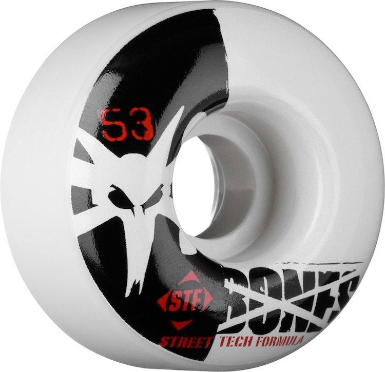 Bones STF Street Tech Formula Skateboard V4 Wheels