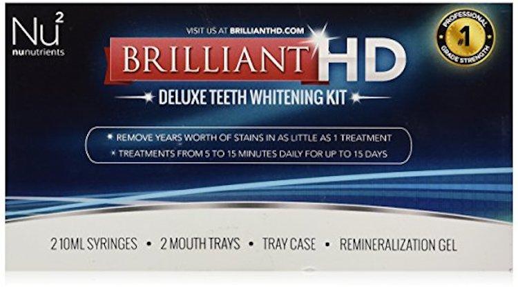 Brilliant Hd PRO best teeth whitening kits