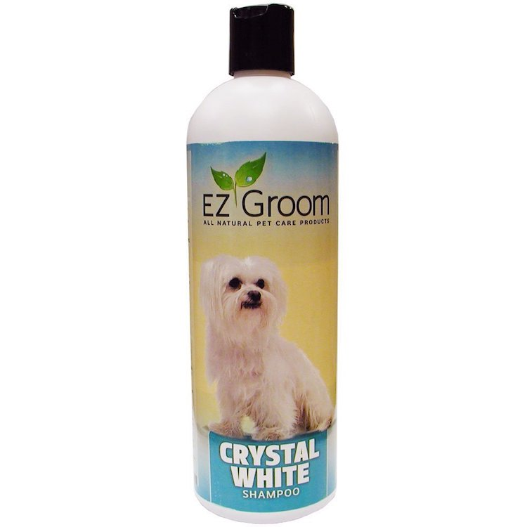 E-Z Groom - Crystal White Enzyme Shampoo
