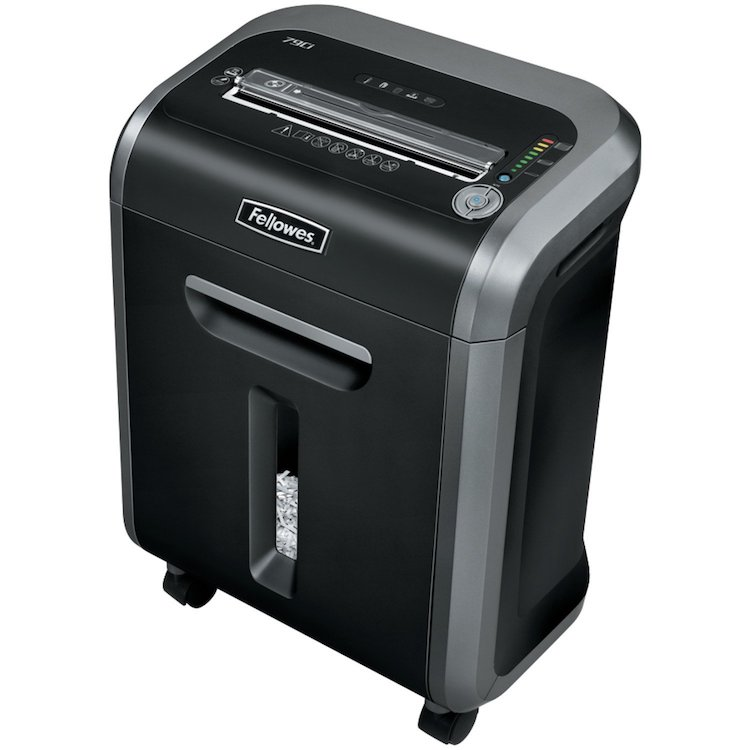 Fellowes 79Ci 100% Jam Proof Heavy Duty Paper Shredder