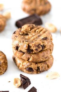 Healthy No Bake Energy Cookies