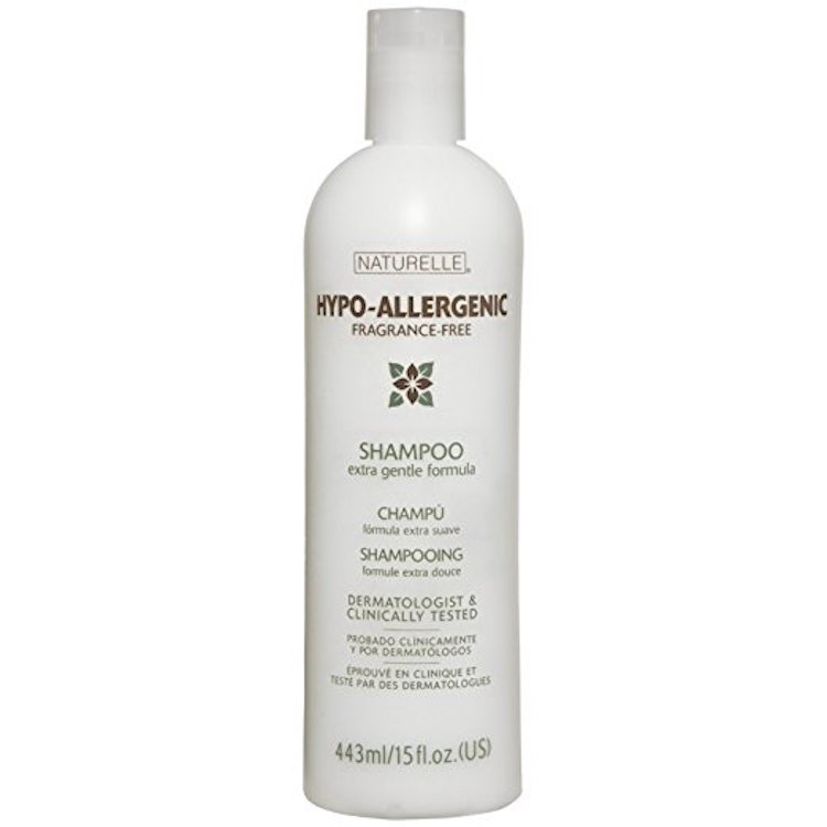 Hypo-Allergenic Shampoo Extra Gentle Formula