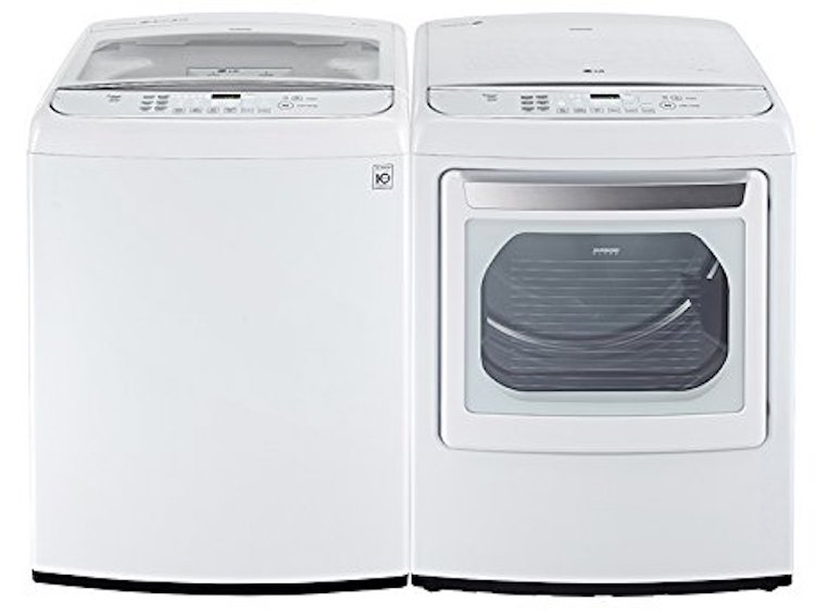 LG Laundry Power Pair Special