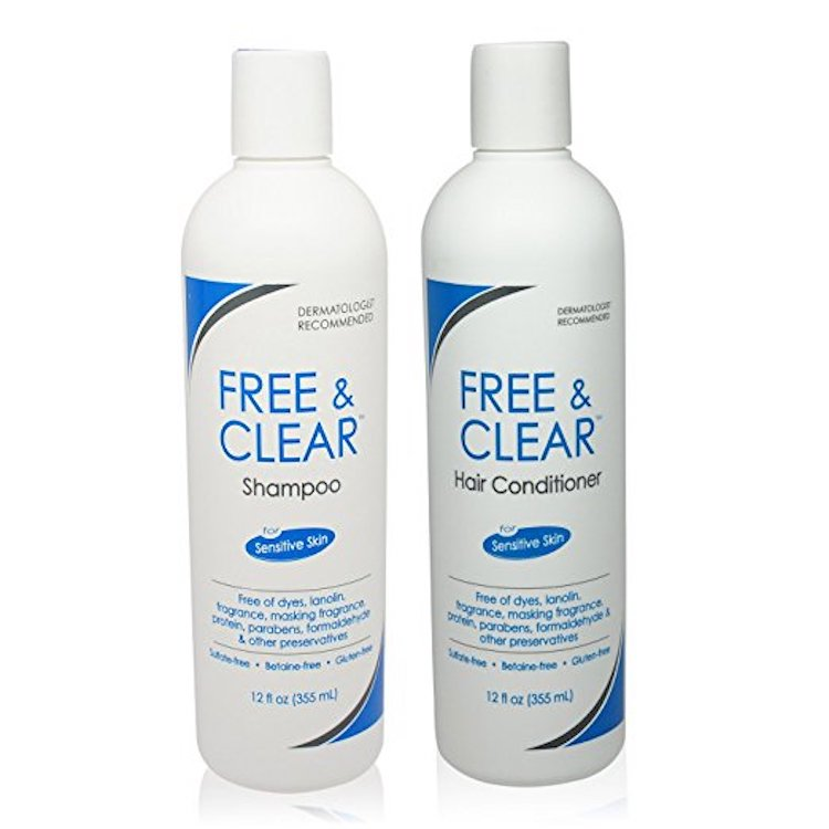 Pharmaceutical Specialties Free & Clear Set