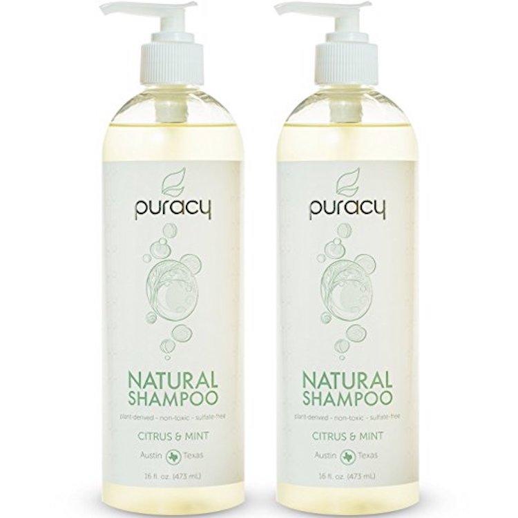 Puracy Natural Daily Hair Shampoo