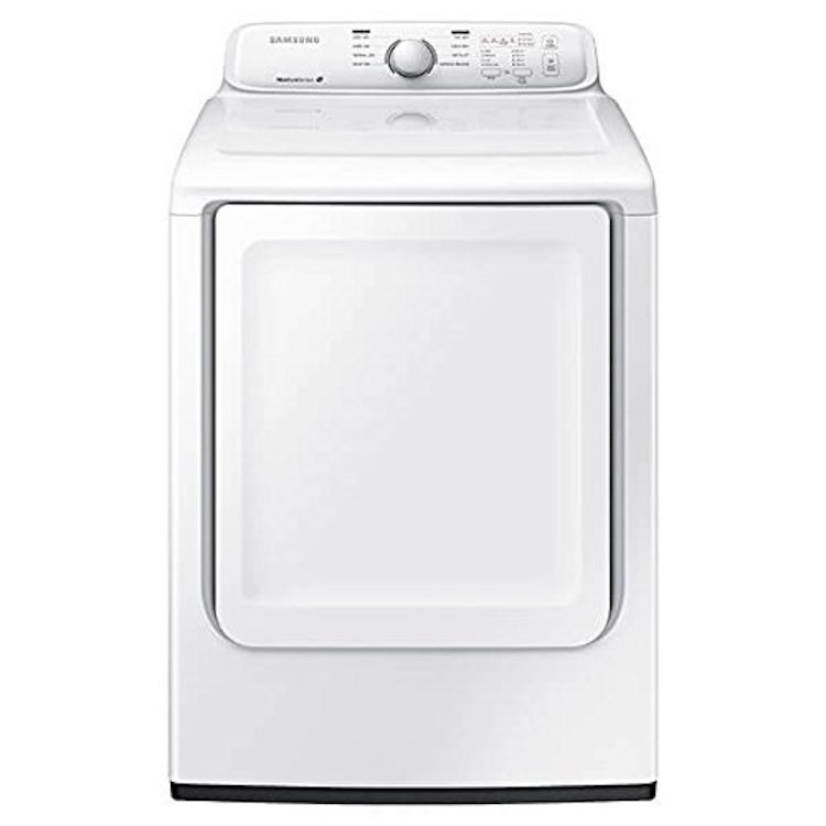 Samsung DV40J3000EW White Electric Dryer