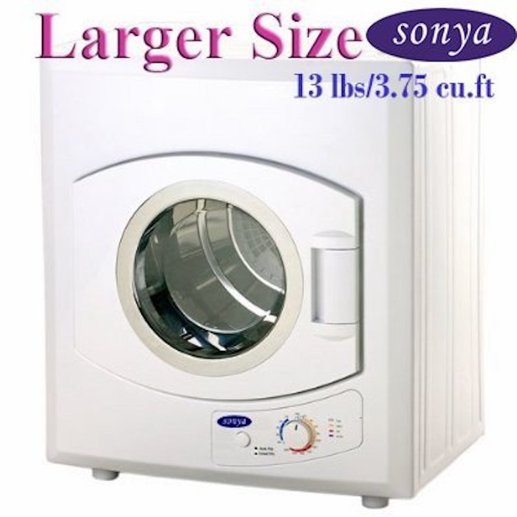 Sonya Portable Compact Laundry Dryer