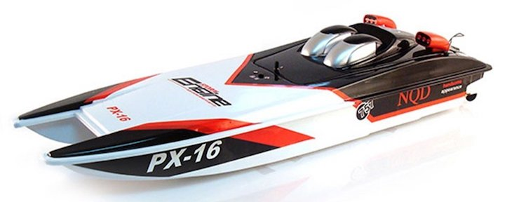 Storm Engine PX-16 RC Boat by ThinkMax