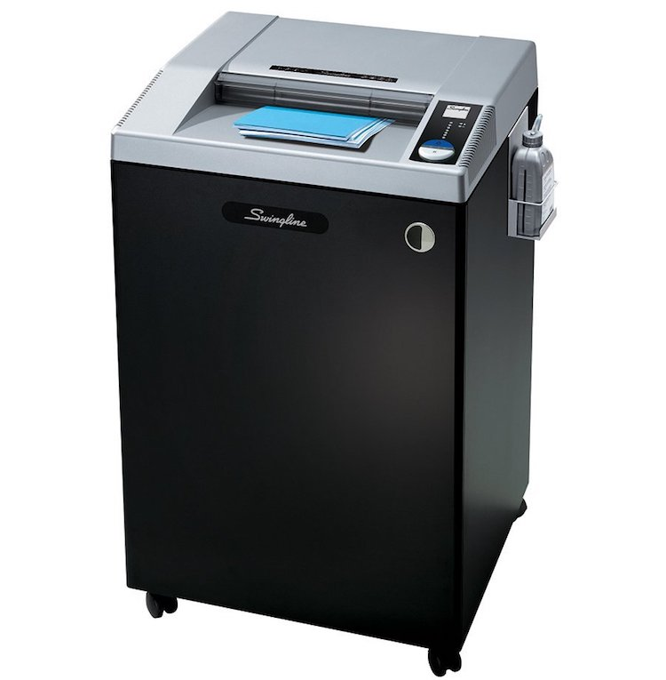 Swingline Commercial Paper Shredder