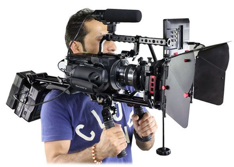 Best DSLR Camera Shoulder Rigs