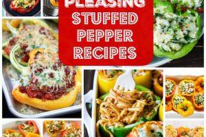 Best Stuffed Pepper Recipes
