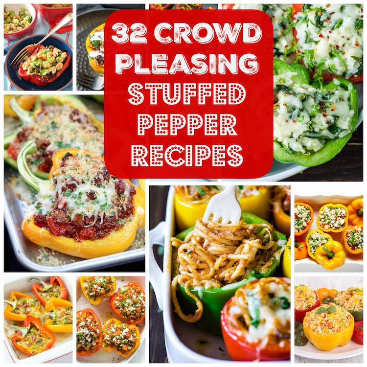 Best Stuffed Pepper Recipes