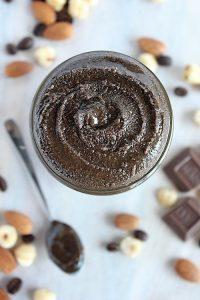 Chocolate Espresso Hazelnut Almond Butter