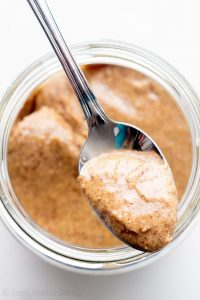 Cinnamon Roll Almond Butter