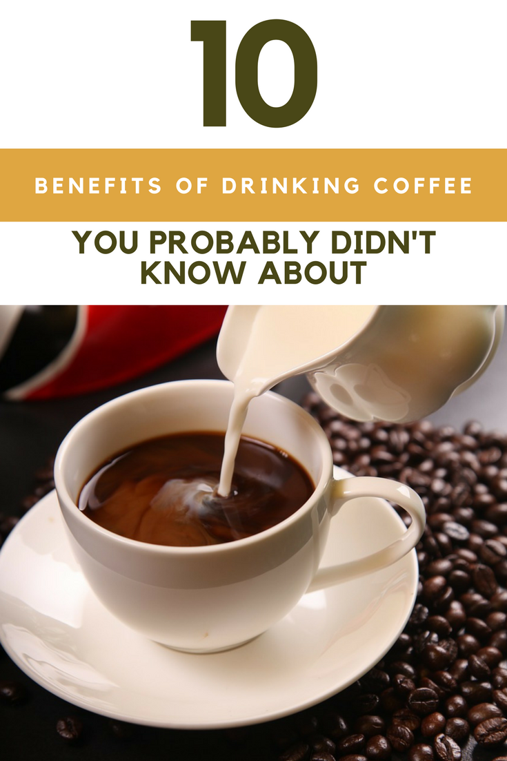 Benefits Of Drinking Coffee You Probably Didn't Know