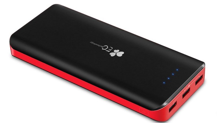 EC Technology 2nd Gen Deluxe External Battery