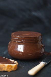 Homemade Almond Nutella