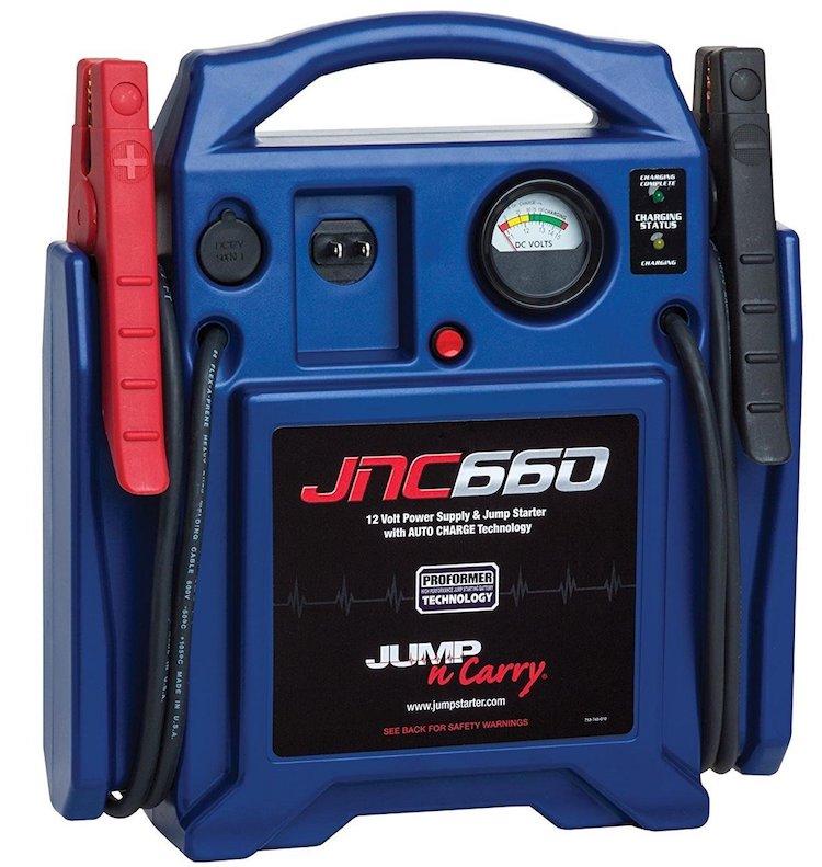 Jump-N-Carry JNC660 1700 Peak Amp12V Jump Starter