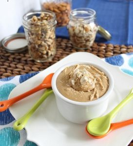 Maple Roasted Almond Cashew Butter