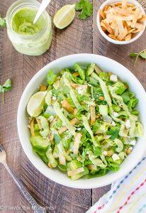Mexican Caesar Salad