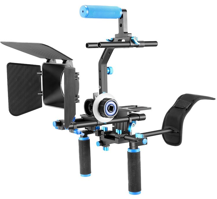 Neewer Professional DSLR Rig