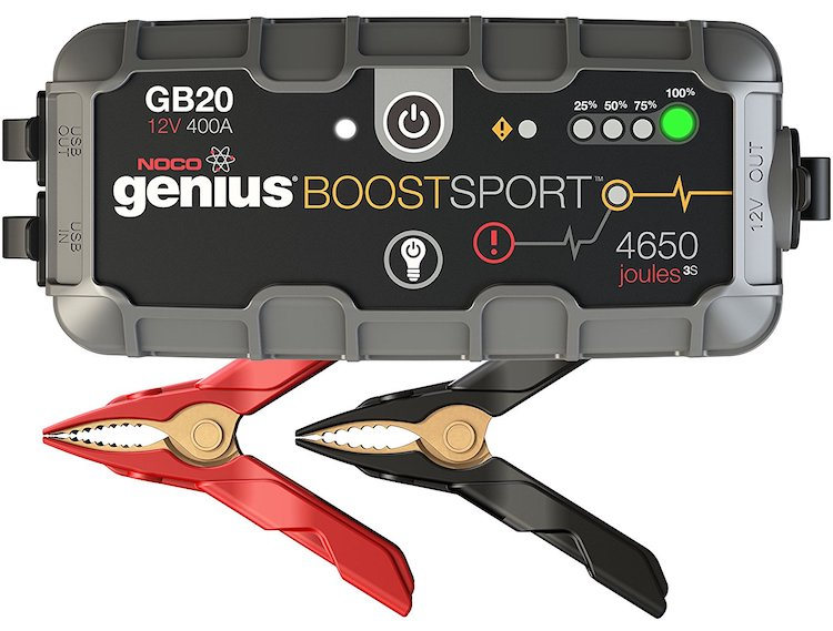 Noco Genius Boost Sports GB20 400 Amp 12V