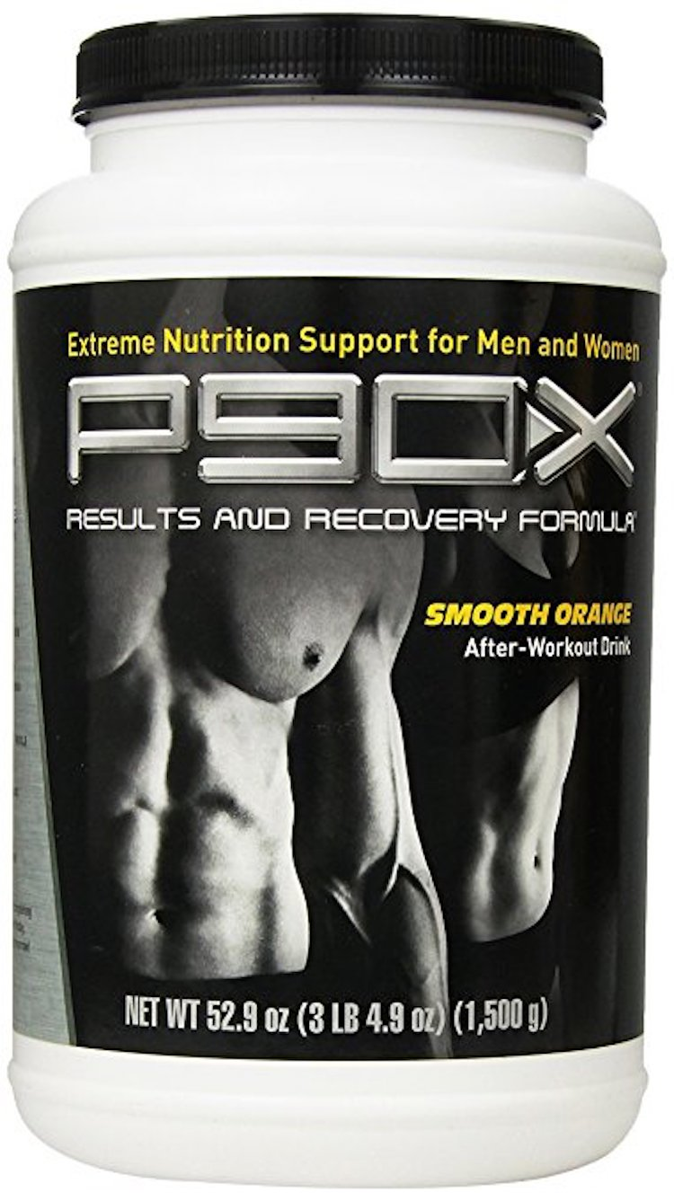 P90X Results and Recovery Formula