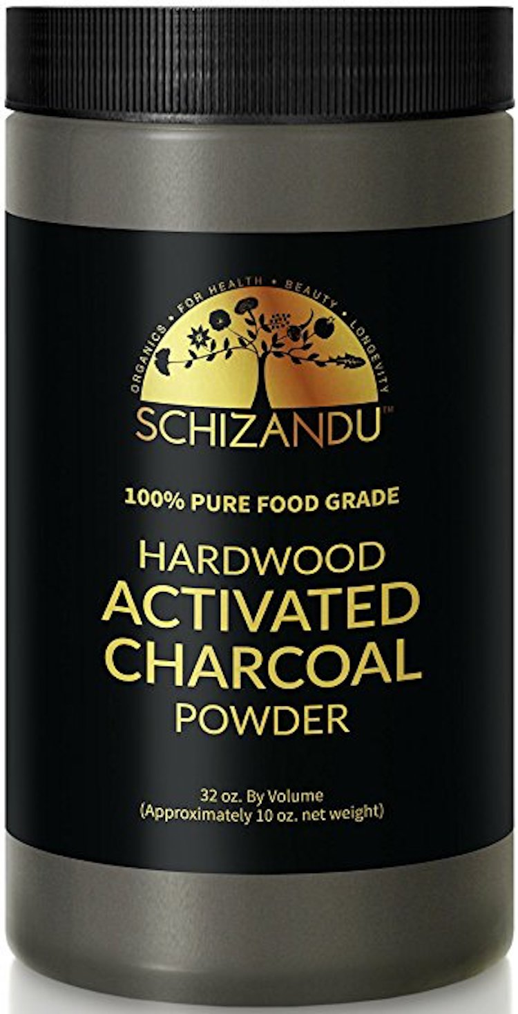 Schizandu Organics Activated Charcoal Powder