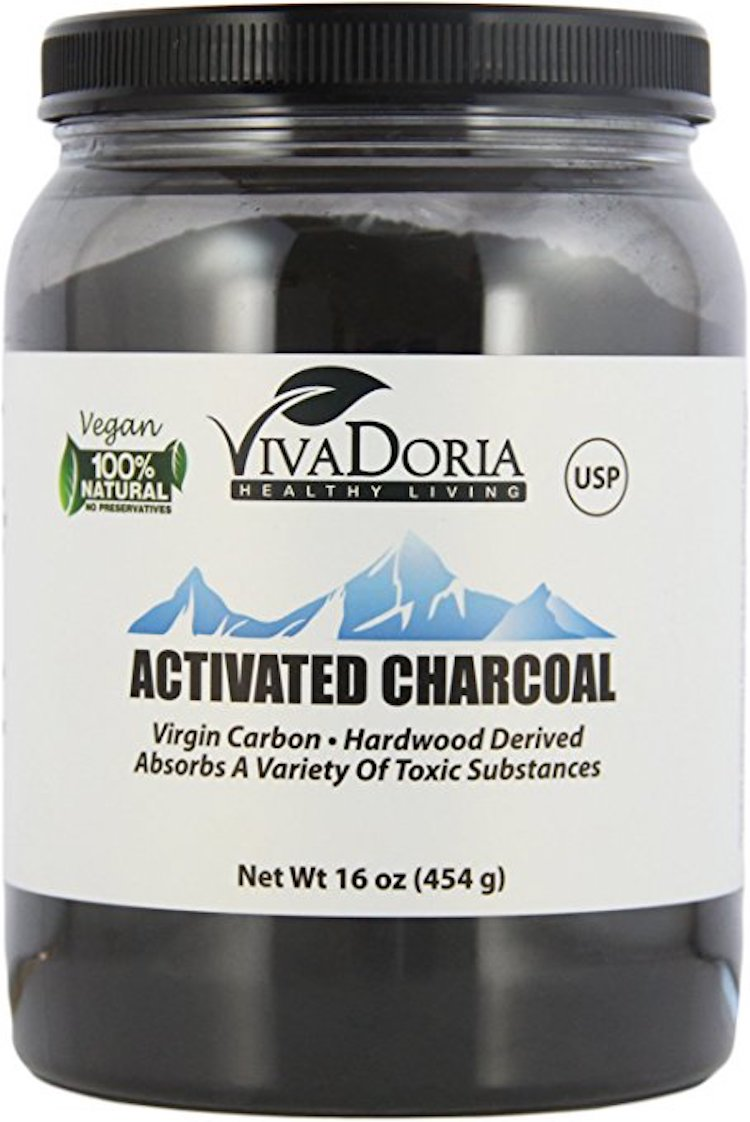 Virgin Activated Charcoal Powder