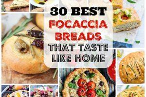 30 Focaccia Breads That Taste Like Home