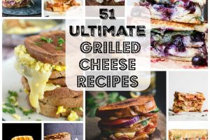51 Ultimate Grilled Cheese Recipes