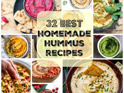 32 Must Make Hummus Recipes