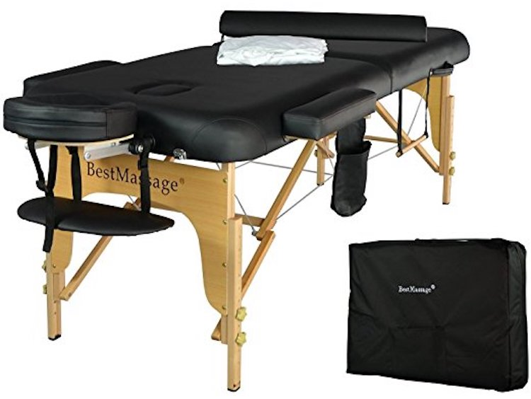 BestMassage Complete Portable Massage Table