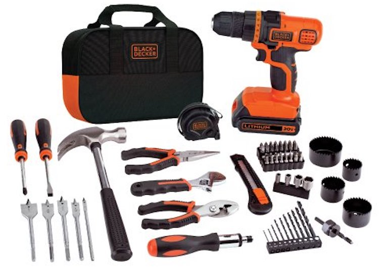 Black & Decker 20-Volt MAX Lithium-Ion Drill