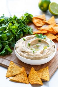 Caramelized Shallots Hummus
