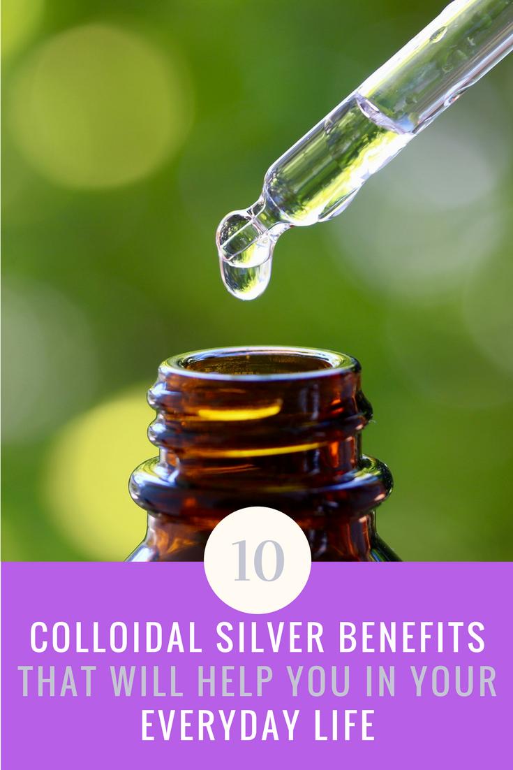 Colloidal Silver Spray. | Ideahacks.com