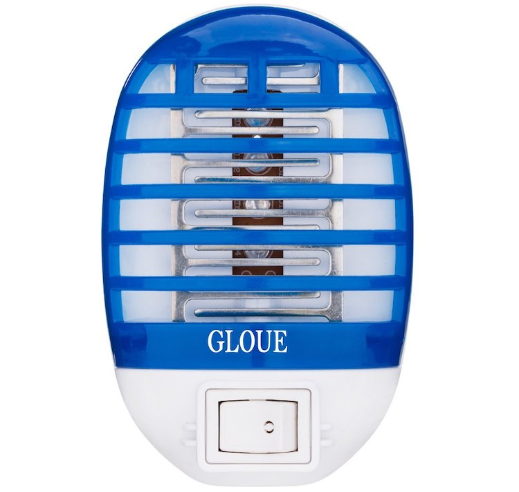 GLOUE Bug Zapper Electronic Insect Killer