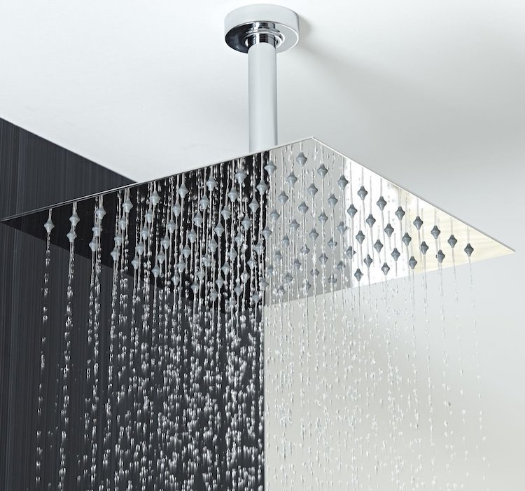 Genial Koko Brand Rain Shower Head