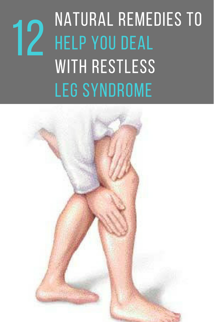 12 Natural Remedies To Help You Deal With Restless Leg Syndrome. | Ideahacks.com