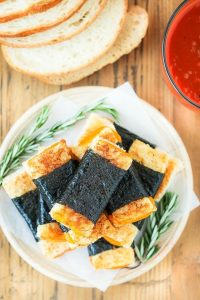 Nori Grilled Cheese