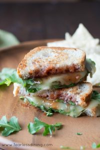 Pepper Jack Grilled Cheese