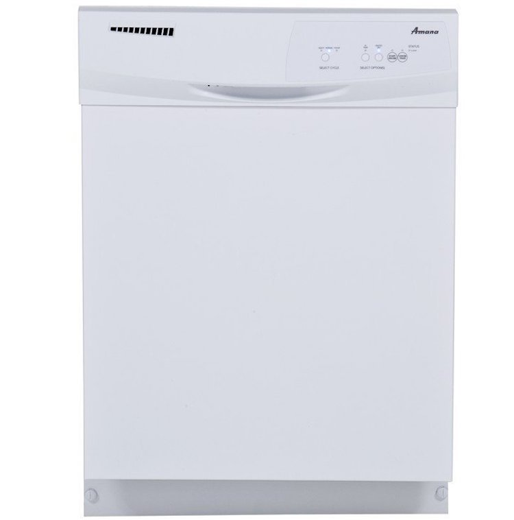 AMANA ADB1100AWW Built-In Tall Dishwasher