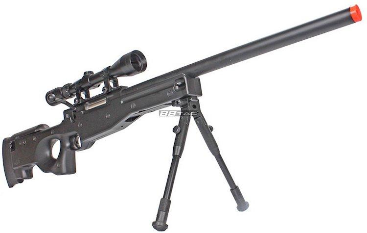 BBTac BT59 Airsoft Sniper Rifle