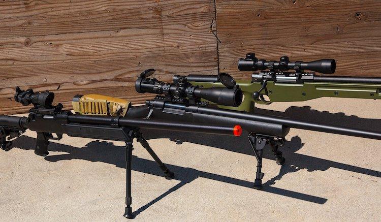 Best Airsoft Sniper Rifles