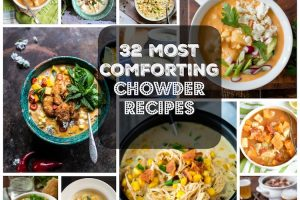 32 Comforting Chowder Recipes
