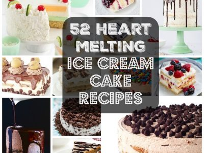 Best Ice Cream Cake-Recipes