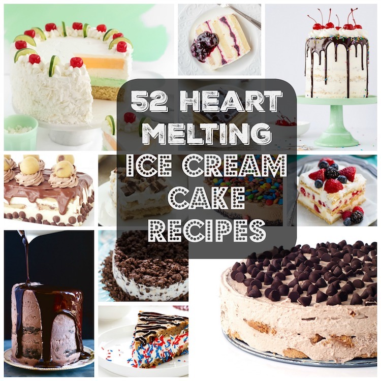 52 Ice Cream Cakes That Will Melt Your Heart. | Ideahacks.com