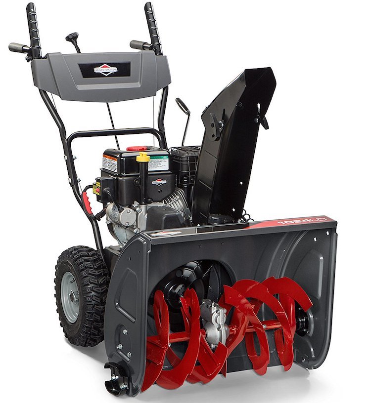 Briggs & Stratton Dual-Stage Snow Thrower