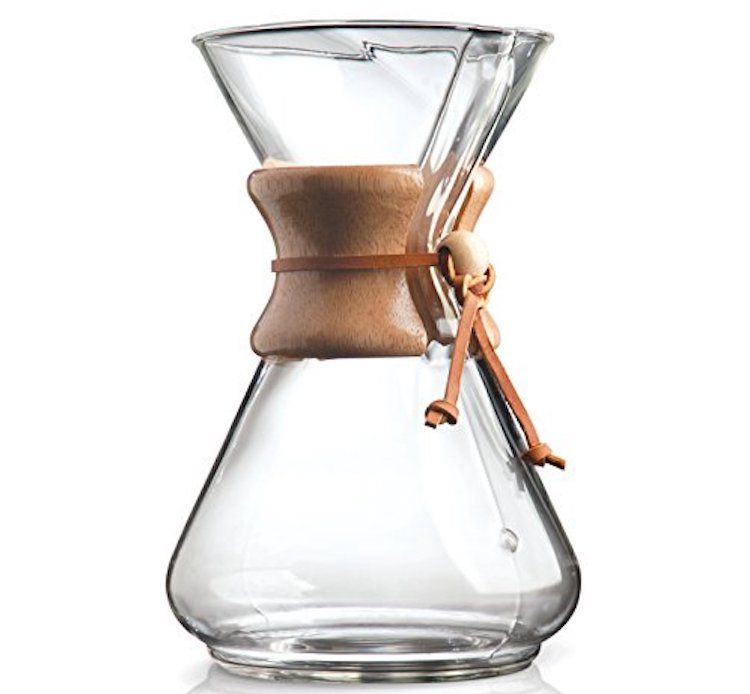 Chemex 10-Cup Classic Series Glass Coffee Maker